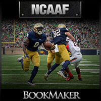 Week 5 NCAAF Bets