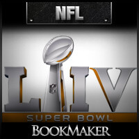Super Bowl LIV Odds