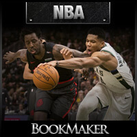 NBA Odds - Portland Trail Blazers at Milwaukee Bucks