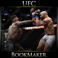 UFC 259: Jan Blachowicz vs. Israel Adesanya Betting