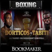 Yuniel Dorticos vs. Andrew Tabiti Betting Preview
