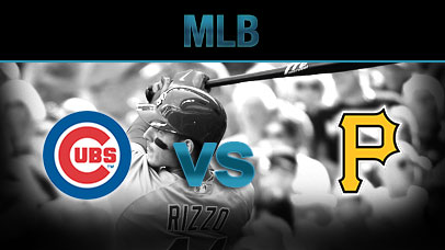 Watch Pittsburgh Pirates at Chicago Cubs Live