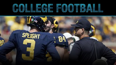 College Football Spreads