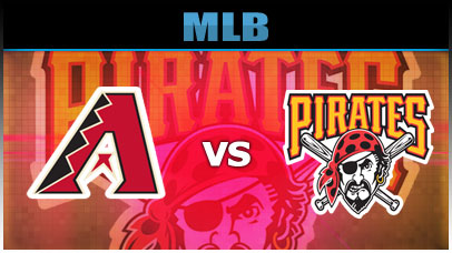 pirates vs diamondbacks