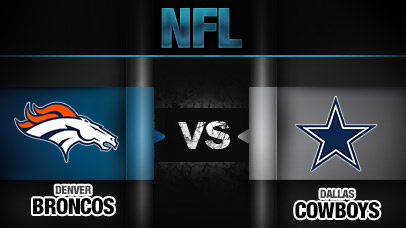 cowboys vs broncos - photo #14