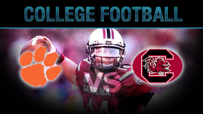 College Football Betting Line, Clemson Vs South Carolina ...