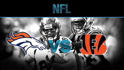 bengals broncos odds odds for monday night football