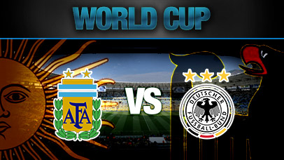 Argentina Vs Germany 2014 Prediction