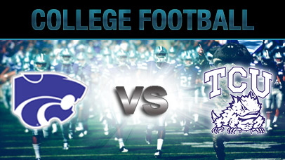Kansas state vs tcu betting line