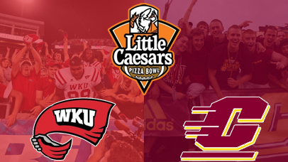 Little Caesars Pizza Bowl NCAA Football Betting Odds