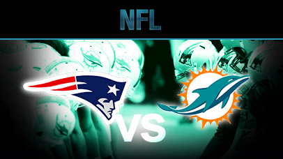 37f01ba6d NFL Odds - Matchups To Watch - New England Patriots at Miami ...