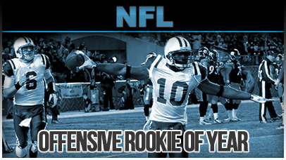 nfl rookie of the year nfl week 17 betting lines