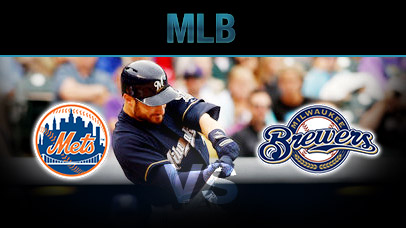 New York Mets Vs Milwaukee Brewers Odds