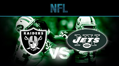 Jets vs raiders betting line