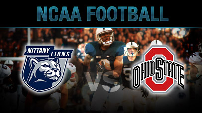 college football on xm ohio state penn state spread