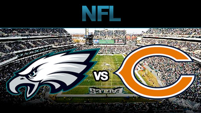 bears eagles spread nfl week two lines