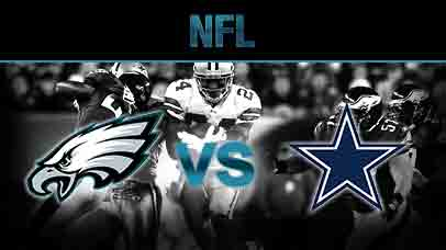 eagles vs cowboys spread live lines and odds