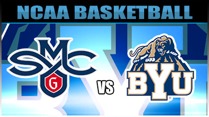 College Basketball Picks, BYU Cougars Vs St. Mary's Gaels ...