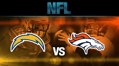 what is the line on the broncos game spread for monday night football