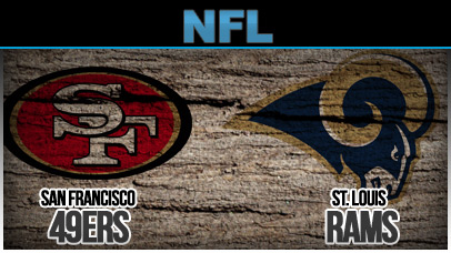 sports betting on line 49ers vs rams live