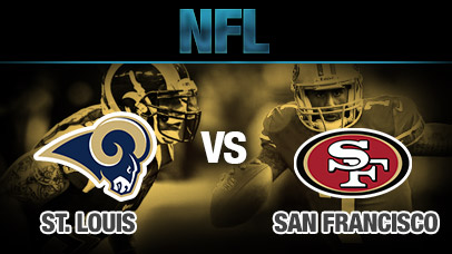 nfl point spreads week 3 49ers vs rams live