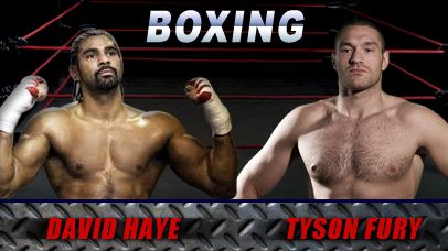 fury haye fight