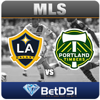 LA-Galaxy-vs-Portland odds