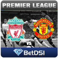 Liverpool-at-Manchester-U odds
