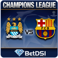 FC Barcelona Vs Manchester City 12-3-2014 Barca vs Man City