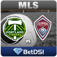 Portland-Timbers-vs-Colorado-Rapids Odds