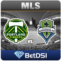Portland-at-Seattle odds