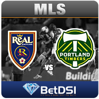 Real-Salt-Lake-at-Portland odds