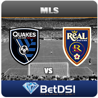 San-Jose-Earthquakes-vs-Real-Salt-Lake Odds