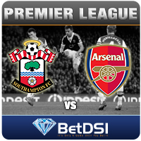 Southampton-vs-Arsenal odds