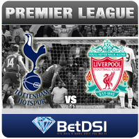 Tottenham-vs-Liverpool odds