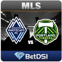 Vancouver-at-Portland odds