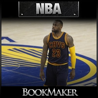 nba finals betting odds