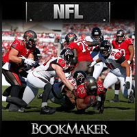 spread nfl games pro football lines this week