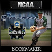 College Baseball Betting Odds - Online Future Props