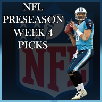football games tonight nfl nfl odds for week 4