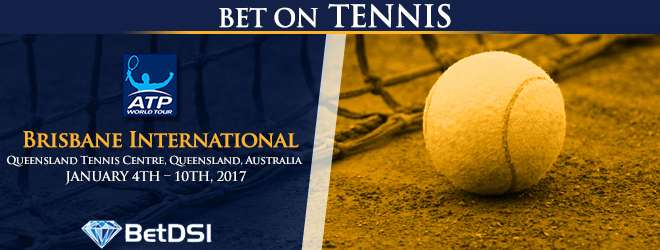 2017-Brisbane-International-ATP-Tennis-Odds-at-BetDSI-Sportsbook