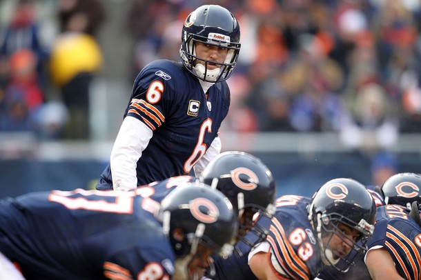Chicago Bears Jay Cutler Odds