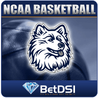 NCAAB Connecticut Huskies 2013 - 2014 Lines at BetDSI