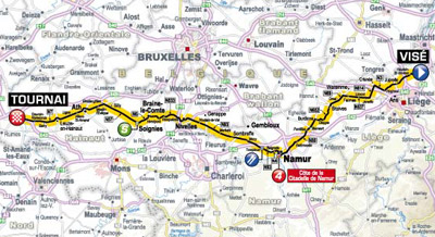 Tour de France - Stage 2 Betting