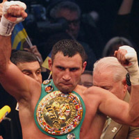 Vitali Klitschko vs Manuel Charr Boxing Betting Odds