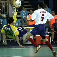 Futsal Betting Odds