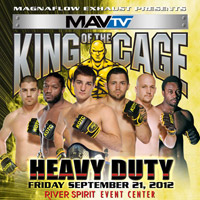 KOTC Heavy Duty Betting Odds