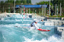 Olympic Games Lee Valley White Water Centre