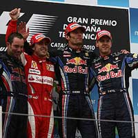 Spanish Grand Prix Betting Odds