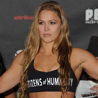 Strikeforce - Rousey vs Kaufman Betting Odds